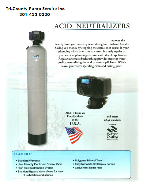 5.acid neut- water filtration Virginia