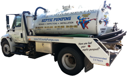 Septic System Repairs & Installation