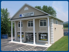 Tri-County Pump Service Store Front