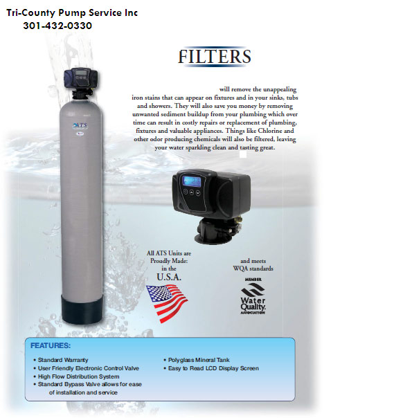 Iron Handlers - Water Filtration System