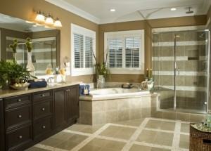 Bathroom Plumbing in Maryland and Virginia by Griffith Plumbing.