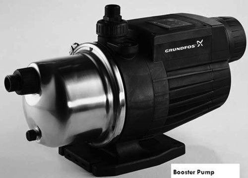 Booster pumps by Tri-County Pumps