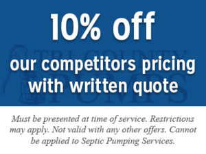 10% off competitors pricing